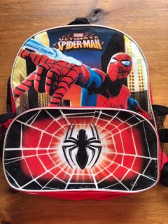 Small Spider Man Backpack