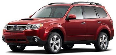 Used 2009 Subaru Forester 4dr Man
