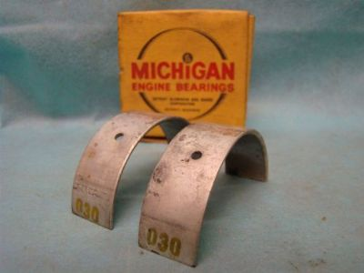 Find Ford 239 254 272 292 312 Fairlane Thunderbird Rod Bearing 030 1954-1964 motorcycle in Vinton, Virginia, United States, for US $14.00