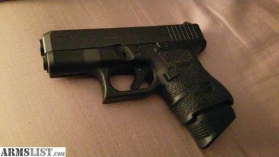 For Sale/Trade: Gen4 Glock 26