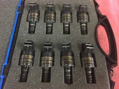 Billet Atomizer 325pph injectors