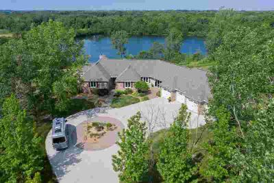 14380 Orman Road Coal City Four BR, Spectacular one of a kind