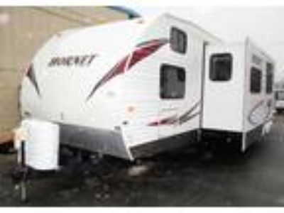 2011 Keystone Hornet 32BHBS 2-BdRM Double Slide Front Bunkhouse