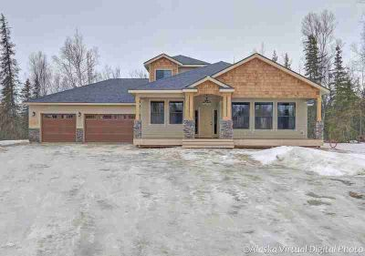 1333 W Boyd Meadow Circle Wasilla Four BR, PHOTOS