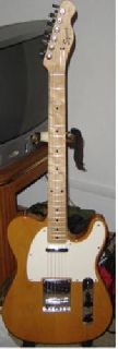 $175 Fender Telecaster Electric Guitar w/15 W Fender Amp
