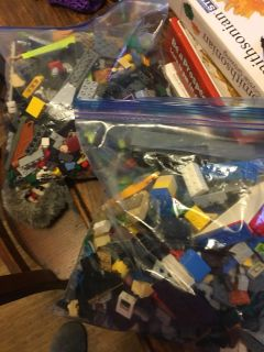 Two Bags of Legos