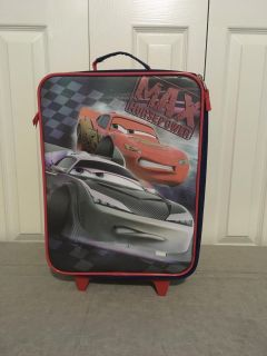 Carry on Cars luggage