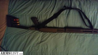For Sale: 870 folding stock