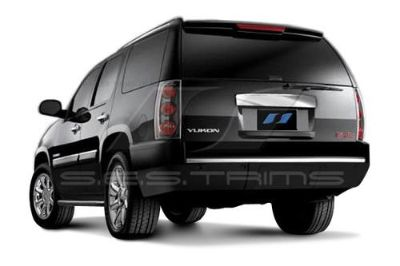 Purchase SES Trims TI-RH-145U GMC Yukon Denali Hatch Chrome Rear Door Molding motorcycle in Bowie, Maryland, US, for US $66.00