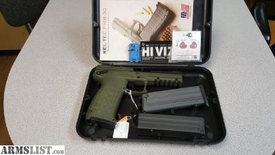 For Sale: PMR 30 KelTec GRN 3MAG EXC