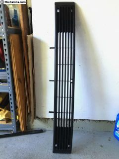 Upper and Lower Vanagon Front Grills