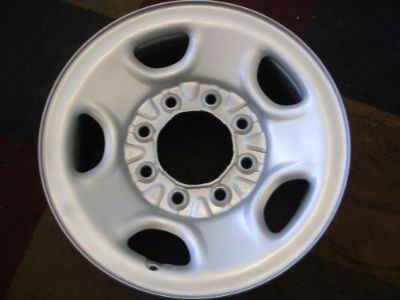 Sell CHEVY SILVERADO TAHOE 16X6.5 FACTORY OEM 8X6.5 BOLT STOCK STEEL WHEEL RIM 5195 motorcycle in Azusa, California, United States, for US $59.99