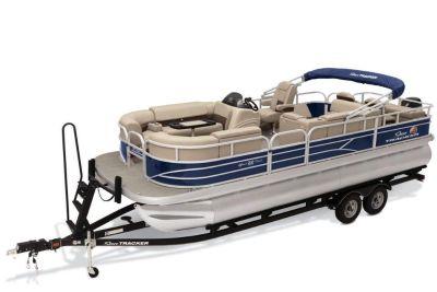 2019 Sun Tracker SportFish 22 DLX Pontoon Boats Waco, TX