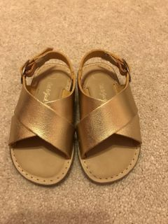 Cat and Jack Sandals Size 5