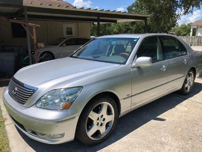2005 Lexus LS 430 Base (Silver Or Aluminum)