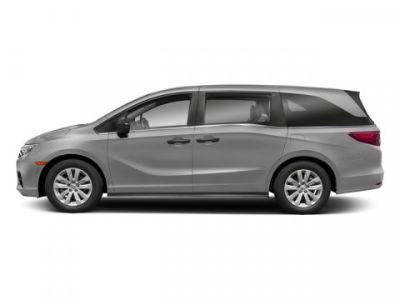 2018 Honda Odyssey LX (Lunar Silver Metallic)