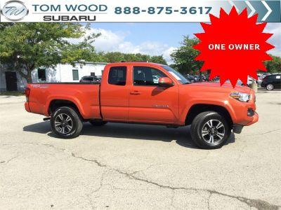 2016 Toyota Tacoma TRD Offroad (Burnt Orange)