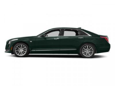 2016 Cadillac CT6 Sedan Premium Luxury AWD (Dark Emerald Metallic)
