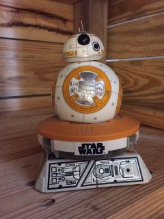 Star Wars BB-8 app controlled. Works great!