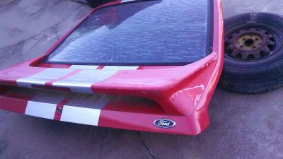 Buy 92 FORD MUSTANG GT REAR HATCH WITHSPOILER motorcycle in Florence, Alabama, US, for US $250.00