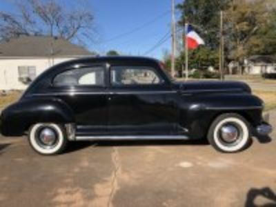 48 Plymouth frame off Restore