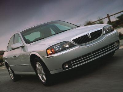 2004 Lincoln LS Sport ()