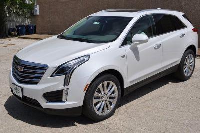 2019 Cadillac XT5 Premium Luxury FWD (Crystal White)