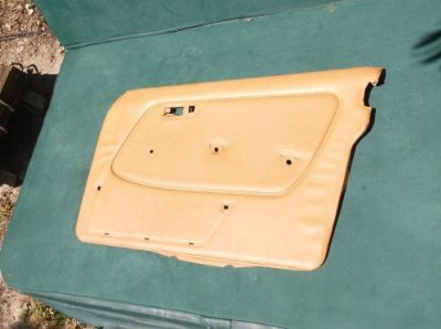 Buy w123 mercedes interior door panels motorcycle in Homestead, Florida, United States, for US $250.00