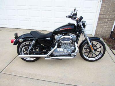 2014 Harley Davidson sportster 883l low