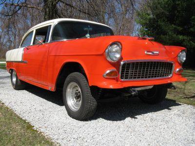 1955 Chevrolet 210 Race Car