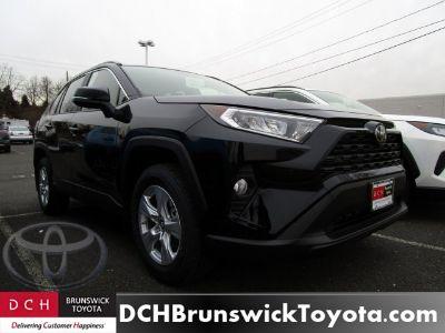 2019 Toyota RAV4 (Midnight Black Metallic)