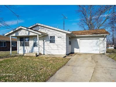 3 Bed 1 Bath Foreclosure Property in Herscher, IL 60941 - E 2nd St