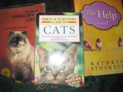 The Help--all about Himalayan Cats--Simon & Schuster's Guide To CATS