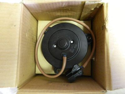 Find NOS OEM 1988-1989 MAZDA 323 COOLING FAN MOTOR Part # B66115150 motorcycle in Rockford, Michigan, US, for US $45.00