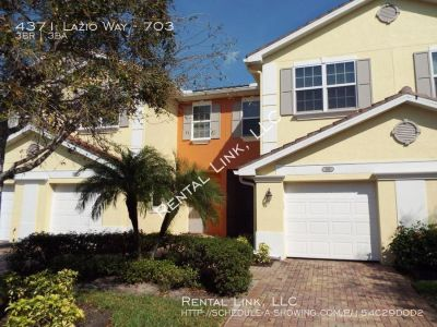Fort Myers Townhouse For Rent