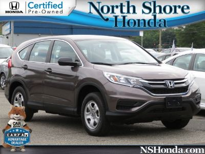 2015 Honda CR-V LX (Mountain Air Metallic)