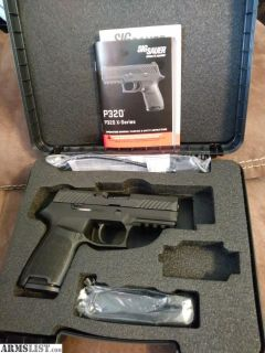 For Sale/Trade: Sig p320c