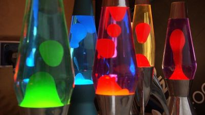 I trade for LAVA LAMPS!