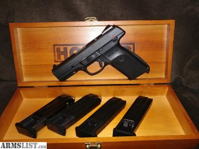 For Sale/Trade: FT/S RUGER SR9 OFF ROSTER COMES WITH 7 MAGS