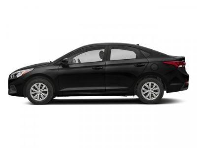 2018 Hyundai Accent SE (Absolute Black)