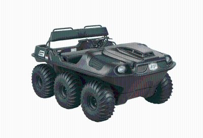 2017 Argo Frontier 6x6 S ATV Utility ATVs Lancaster, NH