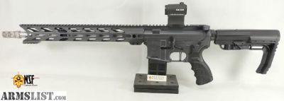 For Sale: NCR-1C AR-15, Match Grade Barrel, Cerakote