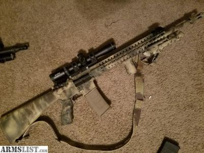 For Sale/Trade: Spikes Tactical SPR