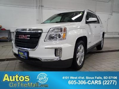 2017 GMC Terrain SLE-2 (summit white)
