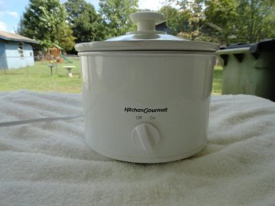 SLOW COOKER (1.5 qt)