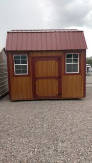 Weather King Portable Buildings/Sheds