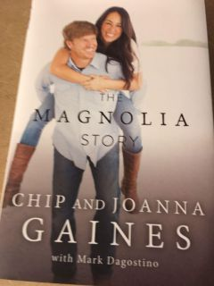 The Magnolia Story by Chip & Joanna Gaines NEW! GREAT GIFT!