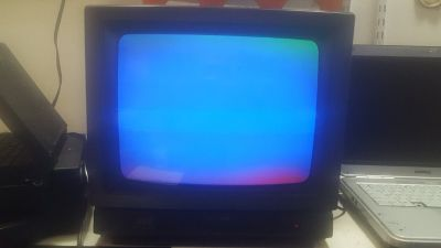 JVC Command Color Television