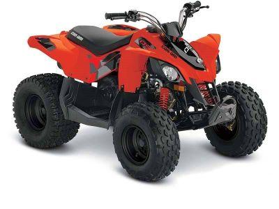 2017 Can-Am DS 90 Kids ATVs Lancaster, TX