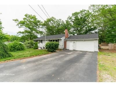 3 Bed 1.5 Bath Foreclosure Property in Oakdale, CT 06370 - Chapel Hill Rd